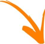 arrow-down-orange-2-148x150