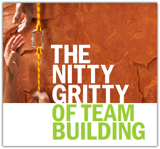 The Nitty Gritty of Team Building - Whitepaper